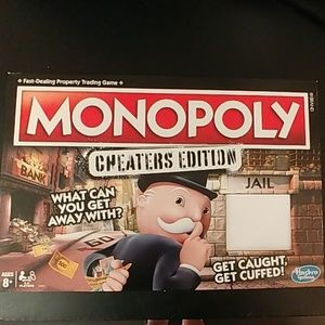 Other - Monopoly Cheaters Edition